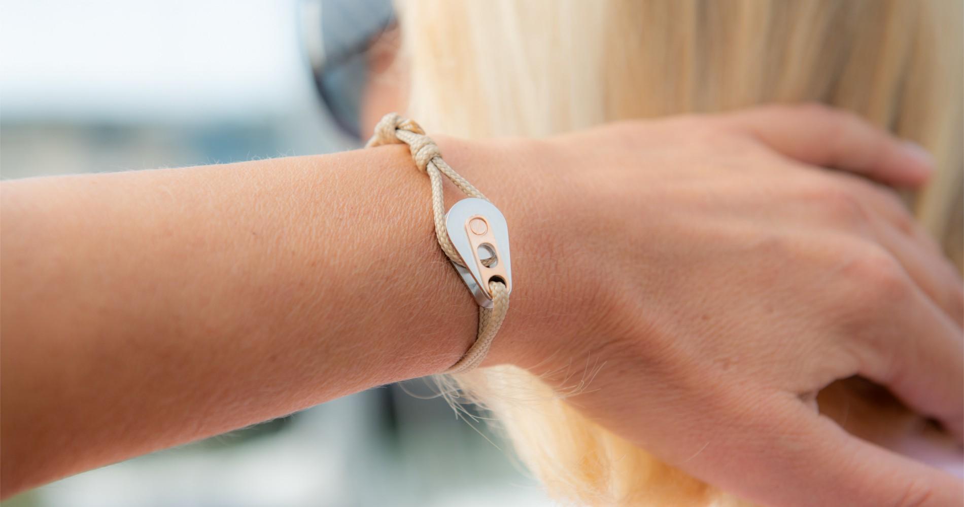 Bracelet marin poignet